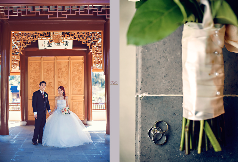 { Michelle + Jonathan | Huntington Library and Botanical Gardens Wedding Photography | San Marino, Ca. | LACMA | Lead Photographer Allan Jay Garcia | TWP }
