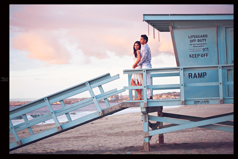 { Nat + AJ | Redondo Beach Engagement Session | Lamborghini Engagement Session | Lead Photographer Allan Jay Garcia | TWP }