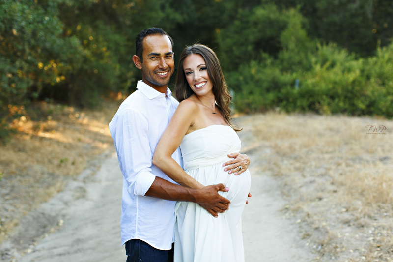 { Autumn + Joey | Orange County Maternity Session | Thomas F. Riley Wilderness Park | Lead Photographer Allan Jay Garcia | TWP }