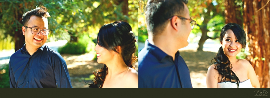 { Rehina + Archie | Los Angeles Arboretum Engagement Session | Los Angeles Arboretum and Botanical Gardens | Downtown Monrovia | Lead Photographer Allan Jay Garcia | TWP }