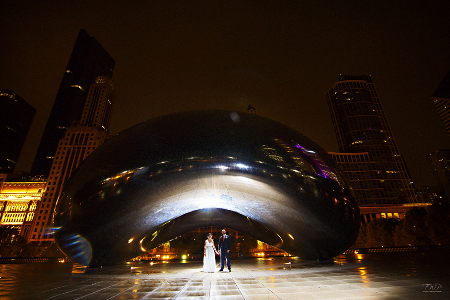 The Wedding Of Erika And Marc Chicago Photography Art Insute