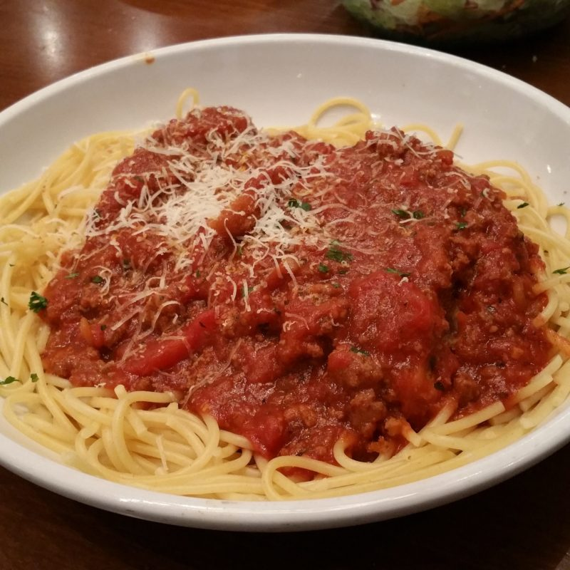 city run in huntington beach and the las vegas rock and roll half marathon during the last week of the never ending pasta promotion perfect timing - Olive Garden Huntington Beach